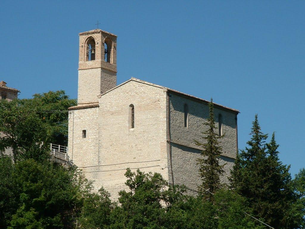 chiesa san lorenzo prima del sisma